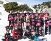 Primera foto de la familia de Irrintzi Ski