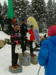 Podium de la Marxa Pirineu 2014