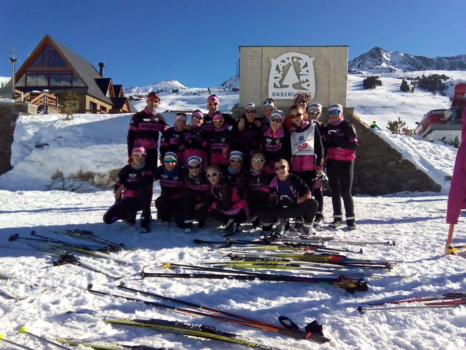 Expedición de Irrintzi Ski en Beret
